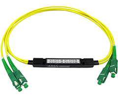 630 Series SM Fixed Fiber Attenuator