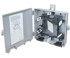 Fiber Gateway Panel (FGP) Wallmount Enclosure