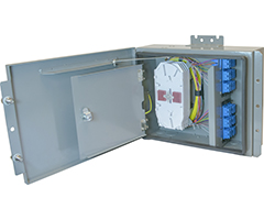 NEMA 4 Rated 4X Wallmount Enclosure