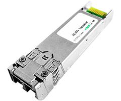 10Gbps 10km Range 1310nm SFP+ Optical Transceiver