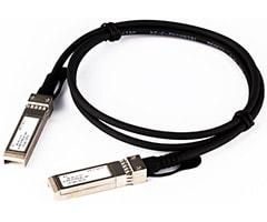 SFP+ Passive Direct Attach Copper (DAC) Cables